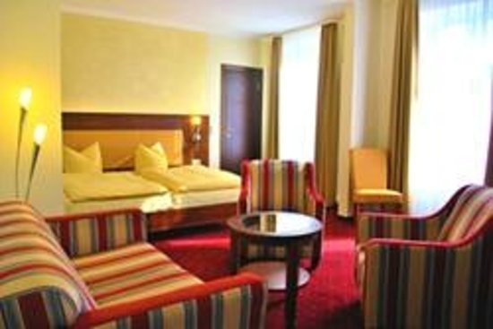 Hotel Arena City Leipzig Mitte: Luxusdoppelzimmer