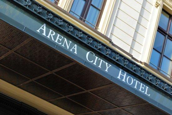 Hotel Arena City Leipzig Mitte: Außenansicht