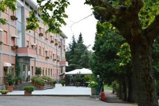 Vitorchiano, Italia: Hotel Immerso nel verde