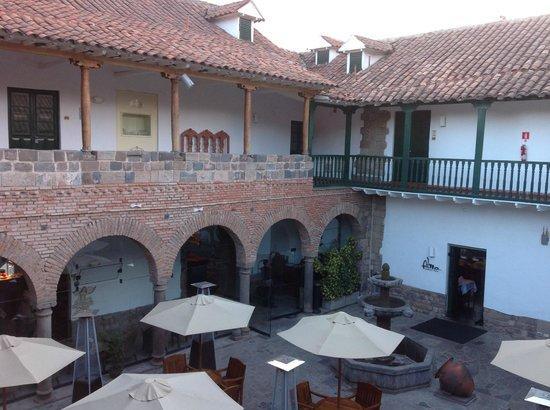 Casa Andina Premium Cusco: Courtyard