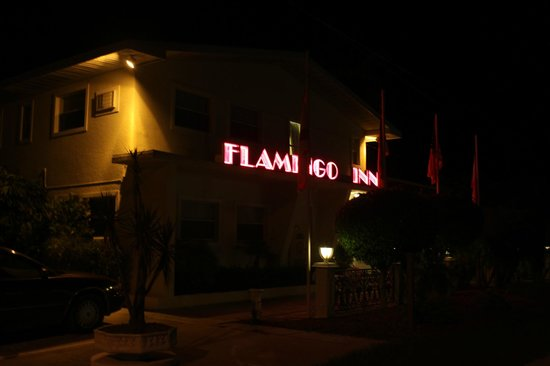 Flamingo Inn: L'hotel