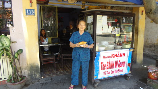Madam Khanh - The Banh Mi Queen