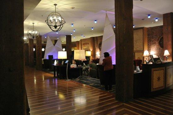 Argonaut Hotel, A Noble House Hotel: Hall