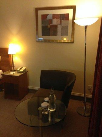 Hilton Bristol Hotel: Room