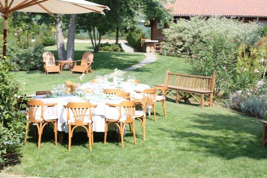 San Quintino Resort : il giardino