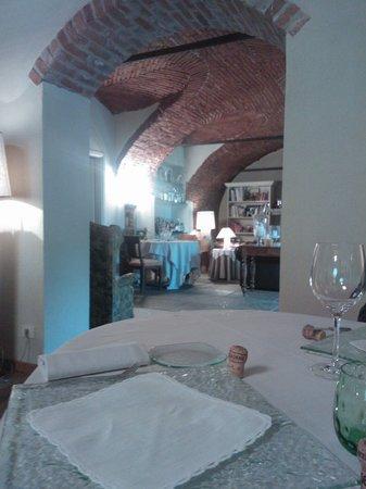 San Quintino Resort : l interno
