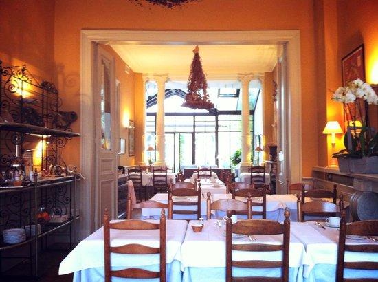 Hotel Ter Duinen: Amazing breakfast room