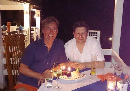 Rockfish : My 58th birthday dinner.