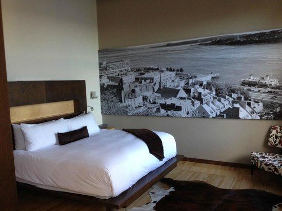 Hotel 71: Chambre