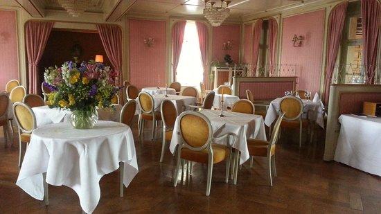 Hotel Bellevue des Alpes: Dining Room 3    - Bellevue des Aples