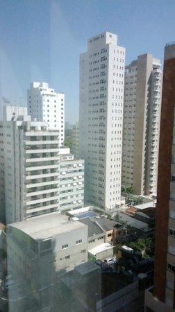 Slaviero Executive São Paulo Jardins : View from hotel