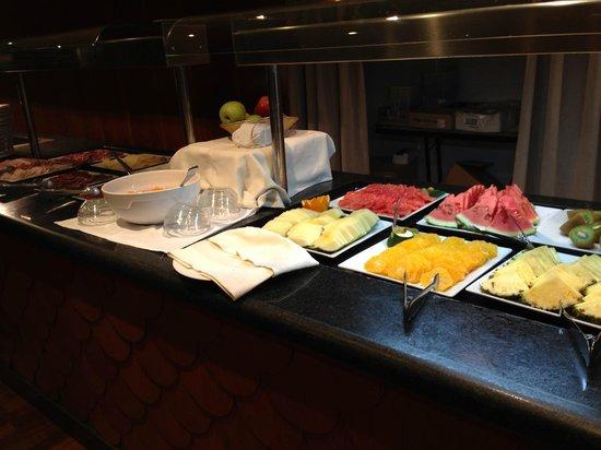 Abba Fonseca Hotel : 朝食