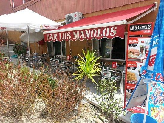 imagen Bar Los Manolos en Palamós