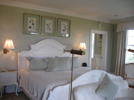 Keswick Hall: Suite 9 was the original owners suite