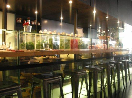 Bancone - Picture of Obica Mozzarella Bar, Milan - TripAdvisor
