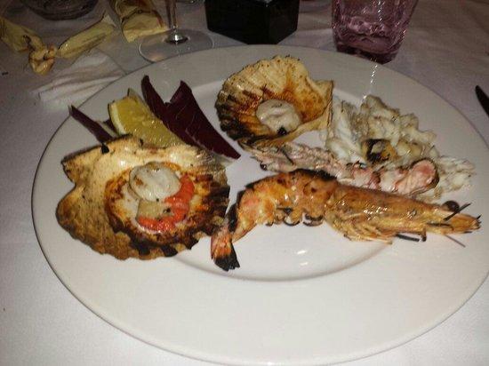 Passaparola: Grigliata di pesce