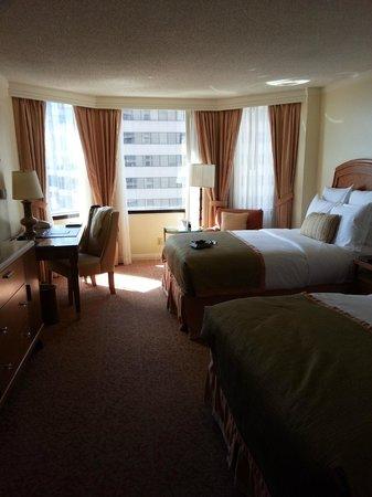 The Ritz-Carlton, Buckhead: Our room