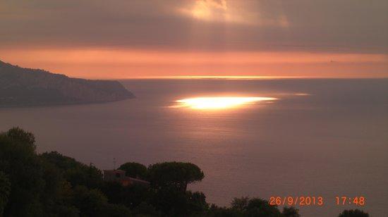 Residence Gocce di Capri : another Sunset
