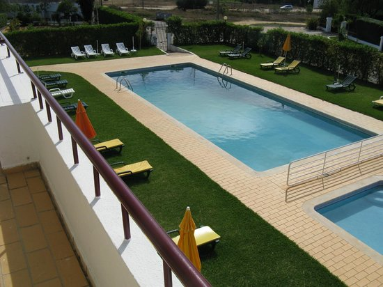 Solgarve Hotel: View from balcony