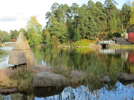Sapokka Water Garden: парк Сапокка