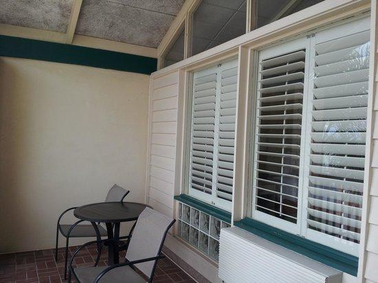 BEST WESTERN PLUS Yacht Harbor Inn: balcone