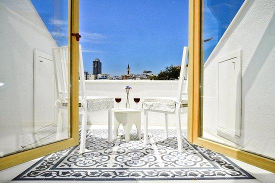 Cozy Flats : terrace