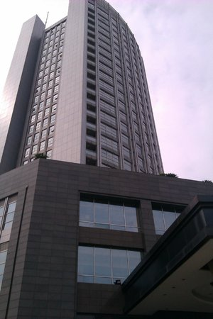Xinhua Jianguo Hotel: 外観