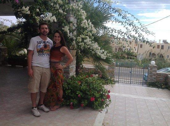 Manos Syros : Mano´s Apartments
