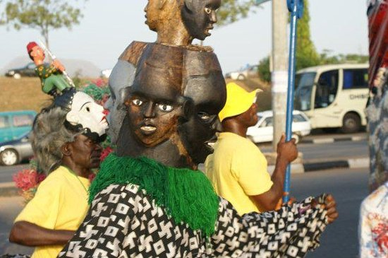 Transcorp Hilton Abuja : Abuja Carnival