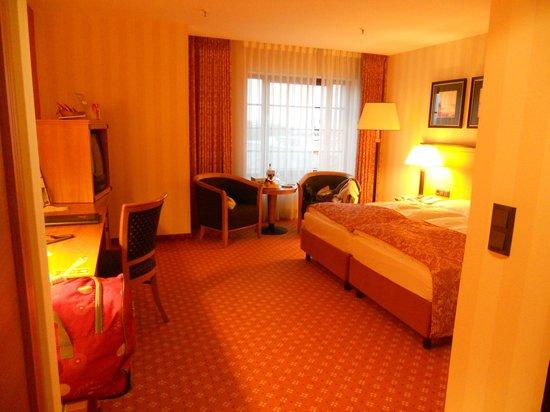 Maritim Hotel Dresden : Room 622