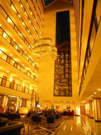 Maritim Hotel Dresden : Reception