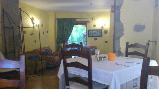Hotel Rural Casa de los Camellos: petit déjeuner