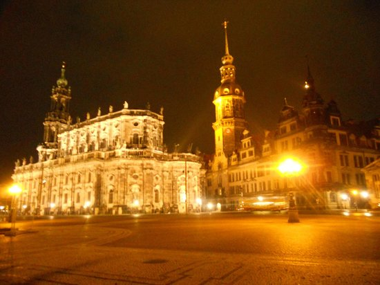 Maritim Hotel Dresden : Dresden out and about