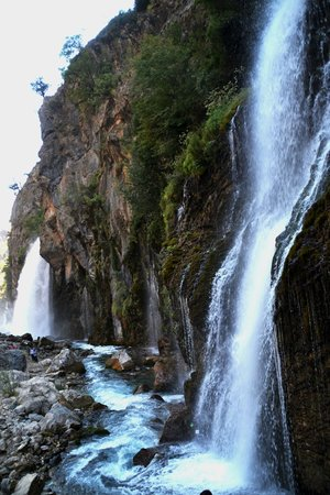 Kapuzbasi Waterfalls: Amazing