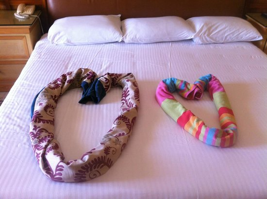 Sofitel Taba Heights : Daily decorations :)