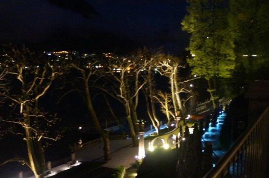 Casta Diva Resort & SPA: Vista Noturna