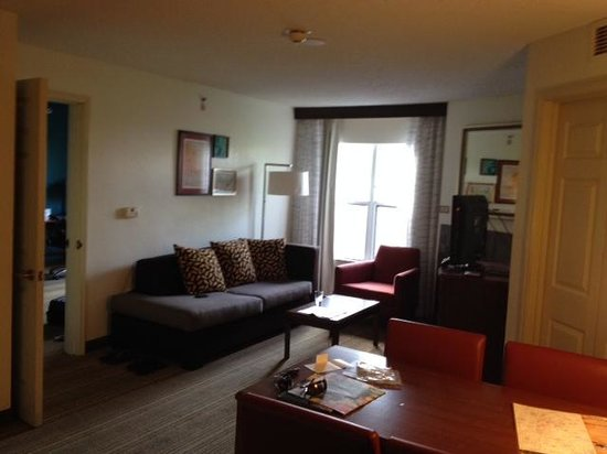 Residence Inn Austin South: 2 bedroom suite