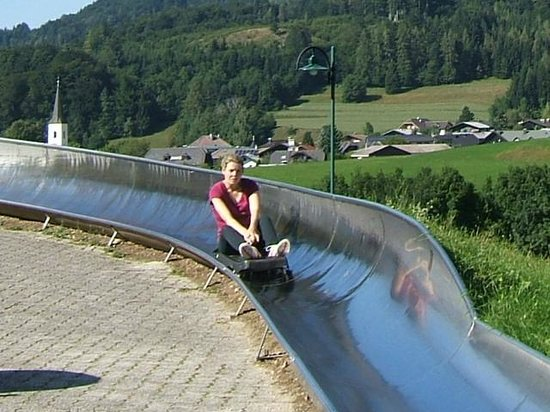 Fuschl am See, Austria: Fun for all ages!!