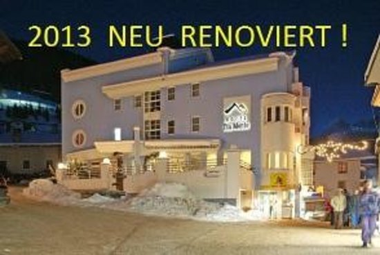 Hotel Tia Monte Nauders : 2013 NEU RENOVIERT