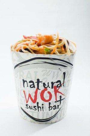 Natural Wok Sushi Bar