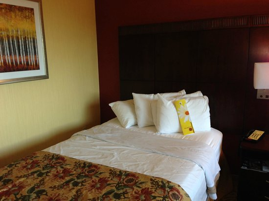 Portland Marriott at Sable Oaks: Standard Room - Conceirge Level (6th floor)
