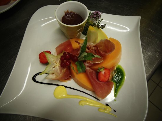 cuisine gourmande picture of le cepe meribel tripadvisor