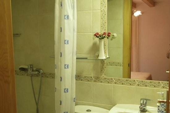 Casa Javier : Baño