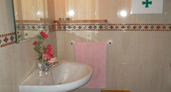 Casa Javier: Baño