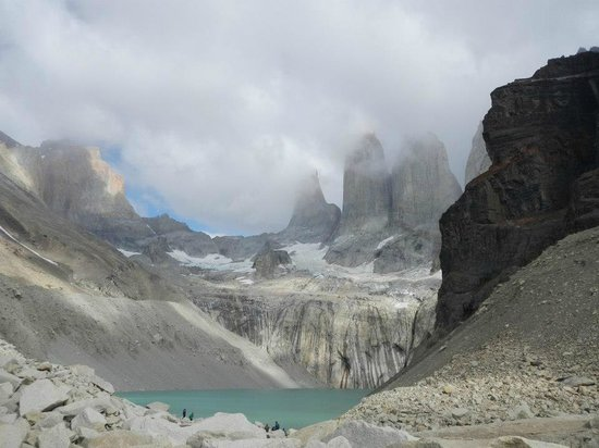 Ecocamp Patagonia: The Towers - last day of the short W trek