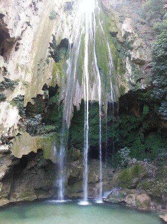 Cascades d'Akchour : Grande Cascade
