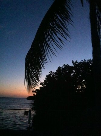 Venture Out Resort: you can see sun rise, and sunset from our common area. and we were the only ones who used this s