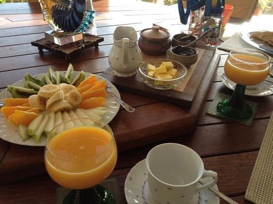 Adagio Bed & Breakfast: sumptuous breakfast
