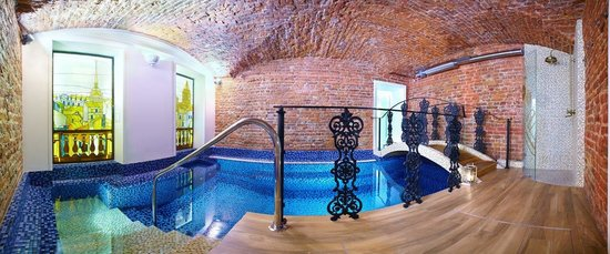 Rossi Boutique Hotel & SPA: Pool, SPA