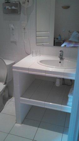 La Garoupe Gardiole: lavabo